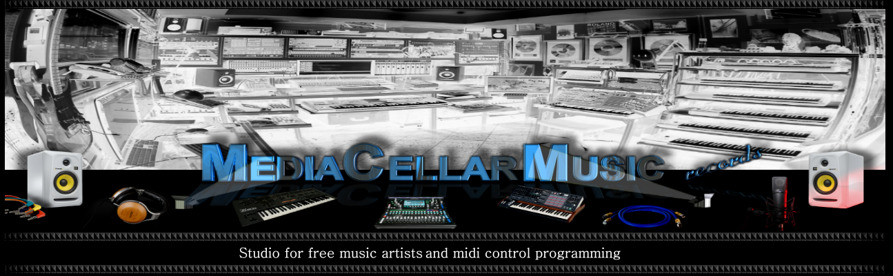 MediaCellarMusic-Records Studio